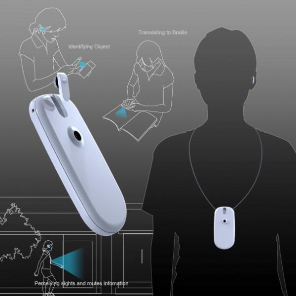fonctions téléphone pour personnes aveugles voim
