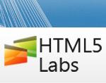 logo microsoft html5 labs